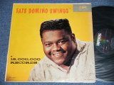 "FATS DOMINO - FATS DOMINO SWINGS ( Ex-/Ex+ Looks:Ex)  / 1959 US AMERICA ORIGINAL ""1st press 5 STARS Label""  MONO Used  LP"