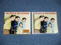 """画像1: v.a.Omnibus (ELVIS PRESLEY, JOHNNY CASH, CARL PERKINS, JERRY LE  LEWIS, ROY ORBISON +More) - THE BEST OF SUN RECORDS (NEW) / 2009  EUROPE  """" BRAND NEW """" 2-CD"""