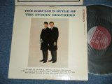 """THE EVERLY BROTHERS -  The FABULOUS STYLE OF The EVERLY BROTHERS (Ex+/Ex+ Looks:Ex+++)  / 1963 US ORIGINAL """"MAROON Label"""" STEREO Used LP"""