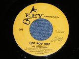 "The SPORTSMEN - HOT ROD HOP : OOH PRETTY BABY  .(Ex++/Ex++  WOL ) / 1955 US AMERICA ORIGINAL Used 7"" Single"