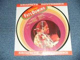 "FATS DOMINO - JAMBALAYA ( NEW)  / DENMARK Only ""PICTURE DISC"" ""BRAND NEW"" LP"