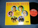 V.A. VARIOUS Omnibus (CHUBBY CHECKER, BOBBY RYDELL, The DOVELLS, DEE DEE SHARP, The ORONS, JO ANN CAMPLELL) - GOLDEN  HITS (MINT-/MINT-) / 1964 US AMERICA ORIGINAL MONO Used  LP
