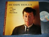 BUDDY HOLLY - FOR THE FIRSAT TIME ANYWHERE  ( Ex+++/MINT- ) / 1983 US America ORIGINAL  Used  LP