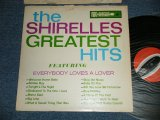 "THE SHIRELLES -  GTREATEST HITS VOL.2 ( Ex/Ex+ EDSP) / 1967 US AMERICA ORIGINAL  ""1st PRESS Label""  MONO  Used LP"