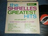 "THE SHIRELLES -  GTREATEST HITS ( Ex+/Ex++ EDSP) / 1963 US AMERICA ORIGINAL  ""1st PRESS Label""  MONO Used LP"
