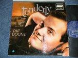 PAT BOONE - TENDERLY (Ex++/MINT- A-3,4:Ex+++ Looks:Ex++) /1960? UK ENGLAND  ORIGINAL ORIGINAL STEREO  Used LP