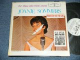 "JOANIE SOMMERS - FOR THOSE WHO THINK YOUNG ( VG+/Ex+ TEAR BRKOFC, TapeSeam) / 1962 US AMERICA  ORIGINAL ""WHITE LABEL PROMO"" MONO Used  LP"