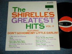 """画像1: THE SHIRELLES -  GTREATEST HITS VOL.2 (Ex+/MINT- stofc) / 1967 US AMERICA ORIGINAL  """"1st PRESS Label""""  STEREO  Used LP"""