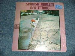 """画像1: BEN E. KING ( of THE DRIFTERS ) -  SPANISH HARLEM  ( SEALED )/ 1980's? US AMERICA REISSUE """"BRAND NEW SEALED""""  LP"""