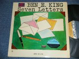 "BEN E. KING ( of THE DRIFTERS ) - SEVEN LETTERS (Ex+++/Ex++ Loos:Ex+++ BB) / 1965 US AMERICA ORIGINAL ""BROWN & GRAY Label"" MONO Used LP"