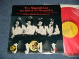 "THE SHANGRI-LAS - THE BEST OF THE SHANGRI-LAS ( Ex++/MINT- TEAR ON EDGE SIDE ) / 1985 US AMERICA ORIGINAL ""RED WAX Vinyk"" Used LP"