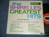 "THE SHIRELLES -  GTREATEST HITS (Ex+++/Ex+++) / 1967 US AMERICA ORIGINAL  ""1st PRESS Label"" ""MONO Jacket with STEREO SEAL""  STEREO  Used LP"