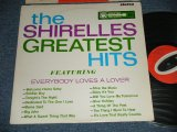 "THE SHIRELLES -  GTREATEST HITS (Ex++/Ex++ EDSP) / 1967 US AMERICA ORIGINAL  ""1st PRESS Label""  STEREO  Used LP"