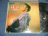 "ELVIS PRESLEY -  ELVIS (  Matrix #     A) G2 WP-7207--10S     B)G2 WP-7208-12S ) ( Ex++/Ex SEAM EDSP,) / 1956 US AMERICA  2nd Press ""NO ADS on BACK COVER"" 1st Press ""SILVER RCA VICTOR logo on Top & LONG PLAY at BOTTOM  Label"" MONO Used LP"