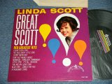 LINDA SCOTT - GREAT SCOTT! HER GREATEST HITS ( Ex++/MINT-) / 1962 US AMERICA ORIGINAL MONO Used LP