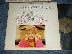 画像1: CONNIE STEVENS - THE HANK WILLIAMS SONG BOOK ( Ex++/Ex+++ )/ 1962 US AMERICA ORIGINAL STEREO Used LP