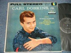 画像1: CARL DOBKINS Jr. - CARL DOBKINS Jr. (Included MY HEART IS AN OPEN BOOK )  ( Ex+Ex++ A-1,2:Ex  EDSP ) / 1959 US AMERICA ORIGINAL 1st Press Label  STEREO Used LP