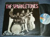 The SPARKLETONES - BLACK SLACKS (10 TRACKS)  ( Ex+/Ex+++ )  / 1983 US AMERICA ORIGINAL Used LP