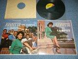 ANNETTE - ON CAMPUS (Ex+/Ex+++, Ex++ Looks:Ex+ EDSP)  / 1964 US AMERICA ORIGINAL STEREO Used LP