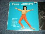 ANNETTE - DANCE ANNETTE( Ex++/Ex++ Looks:Ex, Ex+++)  / 1961 US AMERICA ORIGINAL MONO Used LP