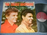 """The EVERLY BROTHERS - SONGS OUR DADDY TAUGHT US (Ex+/Ex++ WOFC) / 1958 US ORIGINAL 1st Press """"MAROON Label With METRONOME Logo"""" :MONO Used LP  , EDGE SPLIT"""