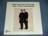 "The EVERLY BROTHERS -  THE FABULOUS STYLE OF The EVERLY BROTHERS (SEALED) / 1985 US AMERICA REISSUE ""BRAND NEW SEALED"" LP"