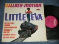 LITTLE EVA - LLLLLOCO-MOTION ( Ex+++/MINT  EDSP-) / 1962 US AMERICA ORIGINAL MONO Used LP