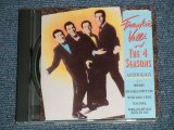 The 4 FOUR SEASONS - ANTHOLOGY ( MINT-/MINT)  / 1988 US AMERICA   ORIGINAL  Used CD