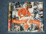 v.a.Omnibus - ROCKABILLY X'MAS (MINT-/MINT) / 2000 GERMAN GERMANY ORIGINAL Used CD