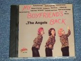 THE ANGELS - MY BOYFIEND'S BACK (MINT-/MINT)  / 1990 US AMERICA CANADA Press Used CD