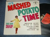 DEE DEE SHARP - IT'S MASHED POTATO TIME  (Ex+++/Ex+++ B-2:Ex++) / 1962 US AMERICA ORIGINAL MONO Used LP
