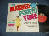 "DEE DEE SHARP - IT'S MASHED POTATO TIME : 2nd Press Front Cover for ""GRAVY"" on Bubble (Ex+/Ex++ ) / 1962 US AMERICA ORIGINAL MONO Used LP"