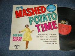 """画像1: DEE DEE SHARP - IT'S MASHED POTATO TIME : 2nd Press Front Cover for """"GRAVY"""" on Bubble (Ex+/Ex++ ) / 1962 US AMERICA ORIGINAL MONO Used LP"""