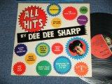 DEE DEE SHARP - ALL THE HITS (Ex+++/Ex+++ ) / 1962 US AMERICA ORIGINAL MONO Used LP