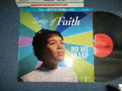 画像1: DEE DEE SHARP - SONGS OF FAITH (Gospel Album) (Ex++/Ex++ STPOBC & L) / 1962 US AMERICA ORIGINAL STEREO Used LP