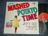 DEE DEE SHARP - IT'S MASHED POTATO TIME  (Ex++/Ex++ SWOBC) / 1962 US AMERICA ORIGINAL MONO Used LP