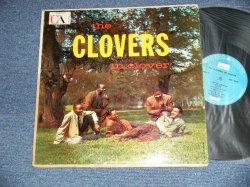 """画像1: THE CLOVERS - THE CLOVERS IN CLOVER (Ex+/Ex++ EDSP) / 1959 US AMERICA ORIGINAL 1st Press """"BLUE Label"""" STEREO Used LP"""
