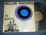 "THE MARCELS - BLUE MOON (Ex/Ex- Looks:VG+++ EDSP ) / 1961 US AMERICAORIGINAL 1st Press ""GOLD Label"" MONO Used LP"