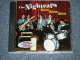 THE NIGHTCAPS - WINE, WINE, WINE (MINT-/MINT) / 1998 US AMERICA ORIGINAL  Used CD