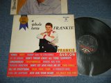 "FRANKIE AVALON - ..A WHOLE LOTTA FRANKIE (Ex+/Ex++) / 1961 US AMERICA ORIGINAL 1st Press ""BLACK Label""  MONO Used  LP"