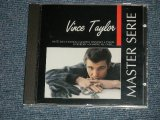 "VINCE TAYLOR - MASTER SERIE( SEALED) /  1991 FRANCE ORIGINAL ""Brand New Sealed""  CD"