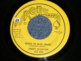 "JIMMY CLANTON  - VENUS IN BLUE JEANS : HIGHWAY BOUND  (Ex+/Ex+ STOL )   / 1962 US AMERICA ORIGINAL   Used 7"" SINGLE"