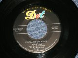"ROBIN LUKE - CHICKA CHICKA CHICKA : MY GIRL (Ex+++/Ex+++ STOL ) / 1958 US AMERICA  Original Used 7"" Single"