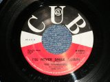 "The WANDERERS - I'LL NEVER SMILE AGAIN : A LITTLE TOO LONG  ( Ex++/Ex++ SWOL) / 1961 US America  ORIGINAL  Used 7"" SINGLE"