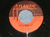 "IVORY JOE HUNTER -  LOVE'S A HURTING GAME : EMPTY ARMS   (Ex+/Ex ) / 1957 US AMERICA ORIGINAL Used 7"" Single"