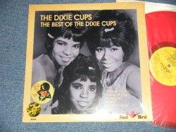 """画像1: THE DIXIE CUPS - THE BEST OF ( MINT-/MINT-) /  1985 US AMERICA """"RED WAX VINYL"""" Used   LP"""
