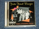 V.A.OMNIBUS - Juke Joint Boogie - Country & Rockabilly Classics(MINT-/MINT) / 2008 GERMAN GERMANY ORIGINAL Used  CD
