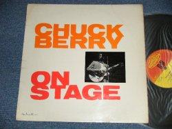 画像1: CHUCK BERRY - ON STAGE (Ex++, Ex/Ex+++) / 1963 UK ENGLAND ORIGINAL Used MONO LP