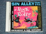 V.A.OMNIBUS - SIN ALLEY PartOne : ROCK AND ROLL! (MINT/MINT) / GERMAN GERMANY ORIGINAL Used  CD