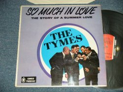 画像1: THE TYMES - SO MUCH IN LOVE ( Ex+++/MINT-) / 1963 UK ENGLAND  ORIGINAL MONO Used LP